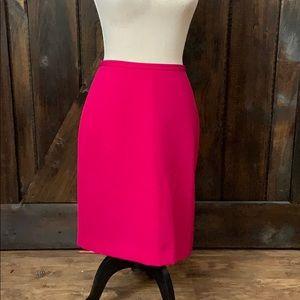 Hennes pink skirt